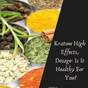 Kratom High Effects, Dosage- Is It Healthy For You?
