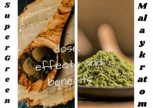 Super Green Malay kratom dose, effects and benefits-23% better