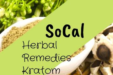 SoCal Herbal Remedies Kratom